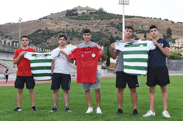 Έξι νέους ποδοσφαιριστές ανακοίνωσε ο Παναργειακός