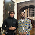 Adorable Photo Of Patoranking And The Super Eagle Star, Alex Iwobi