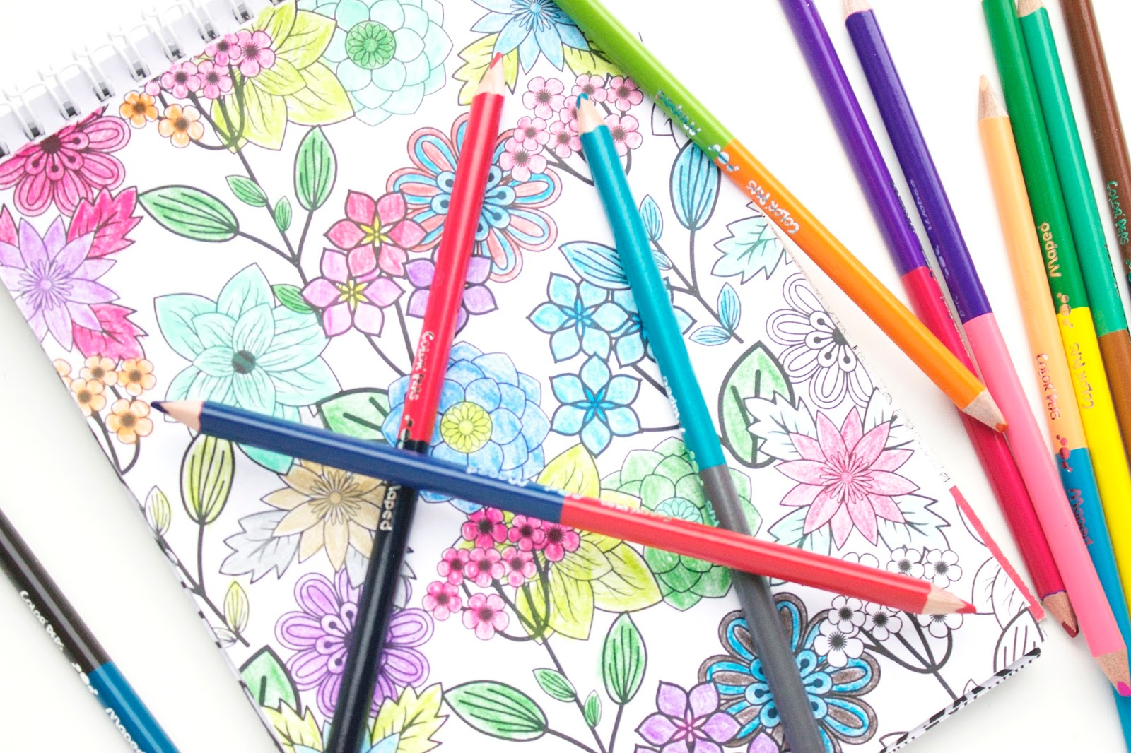 Mindfulness Colouring in, Coloring, Therapy, Adult Coloring