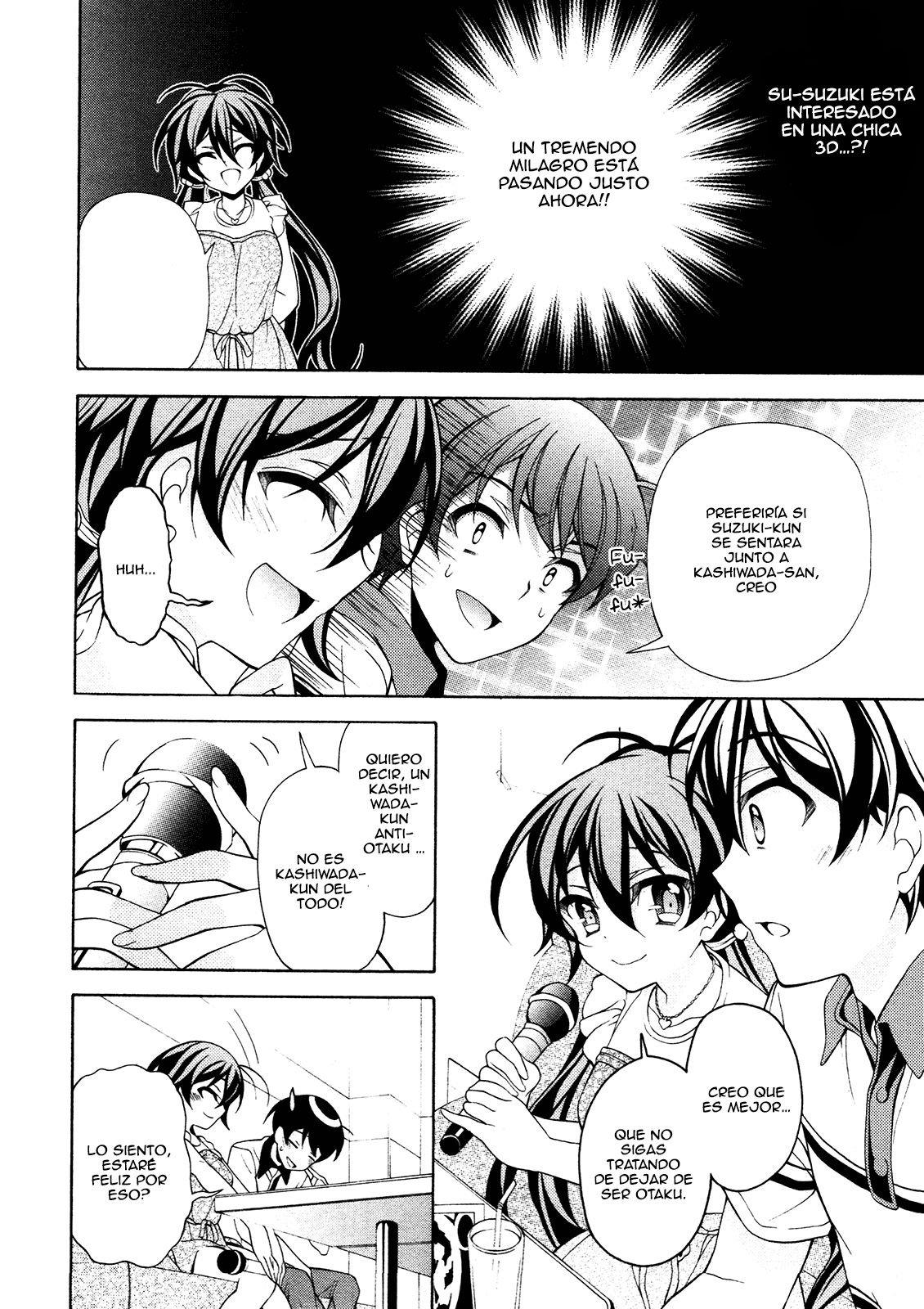 Omae wo Otaku ni Shiteyaru kara- Ore wo Riajuu ni Shitekure! Chapter 23 - YoLoManga.com