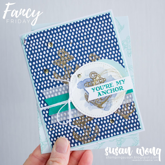 Guy Greetings - Susan Wong for Fancy Friday