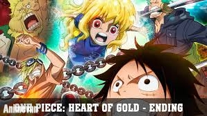 Ảnh trong phim One Piece: Heart of Gold 1