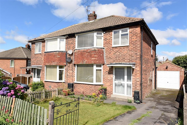 Harrogate Property News - 3 bed semi-detached house for sale Knox Drive, Harrogate HG1