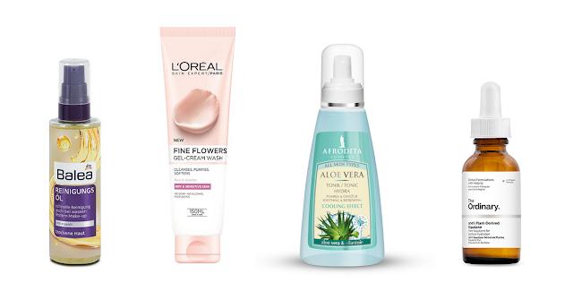 Minimalist Evening Skincare Routine