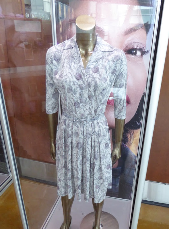 Hidden Figures Katherine Johnson dress