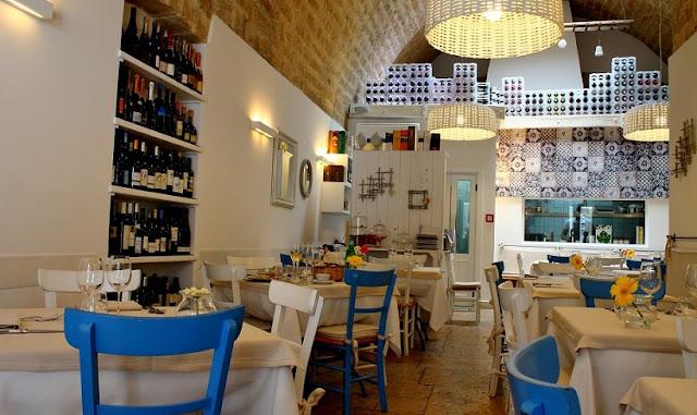 Ristorante Biancofiore em Bari