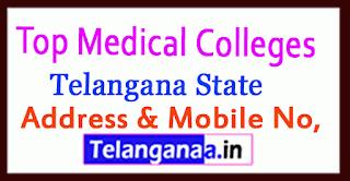 Top Medical Colleges in Telangana