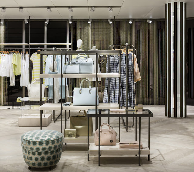 Green Pear Diaries, interiorismo, retail, flagship store, Modissa, Zurich, Matteo Thun and partners