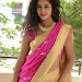 pavani new photos in saree-mini-thumb-16