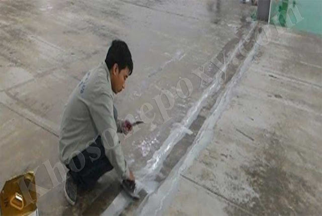 Quy trình chuẩn thi công sơn sàn Epoxy gốc nước và gốc dầu