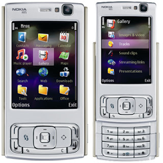 Nokia N95 (RM-159) Firmware/Flash File  Direct Download