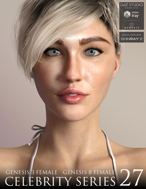 Digital Creations - Poser and DAZ Studio content: NEW Celebrity