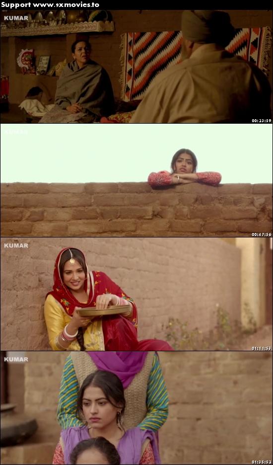 Rabb Da Radio 2017 Punjabi 480p HDRip 300mb
