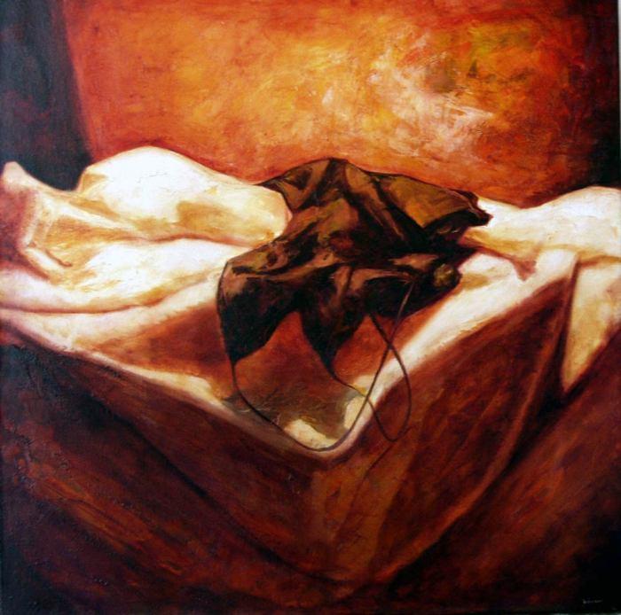 Живописец из Тосканы.Antonio Biancalani