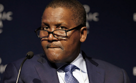 Once I Deliver On My Refinery Project, I Will Go After Arsenal FC – Dangote