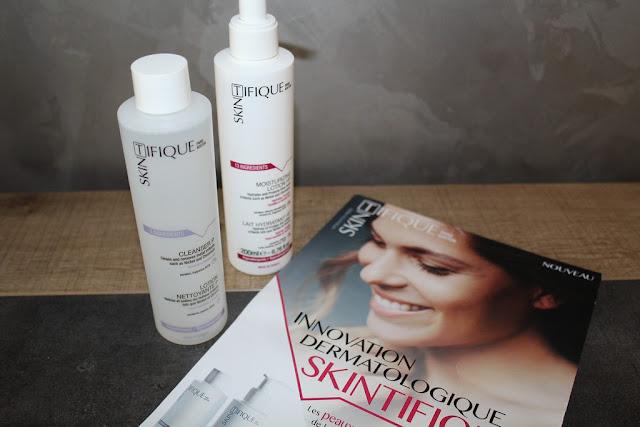 J'ai testé la gamme de soins dermatologiques Skintifique + CONCOURS