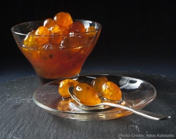 Διατηρεί μεγάλες ποσότητες αντιοξειδωτικών το γλυκό κουταλιού παρά το βράσιμο