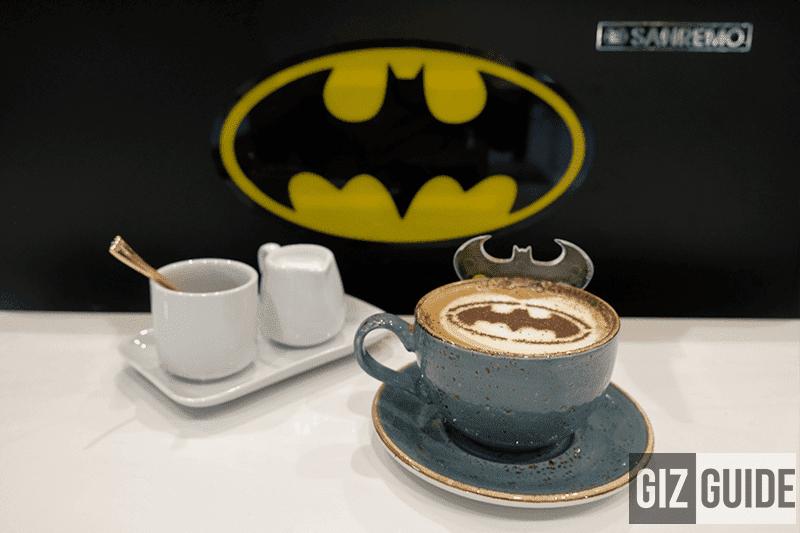 Bat Latte