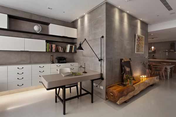 Contemporary Wall Cabinets For Office And Decor