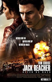 Jack Reacher: Never Go Back - Segundo Poster & Segundo Trailer