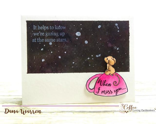 Dana Warren - Kraft Paper Stamps - Little Acres Creations