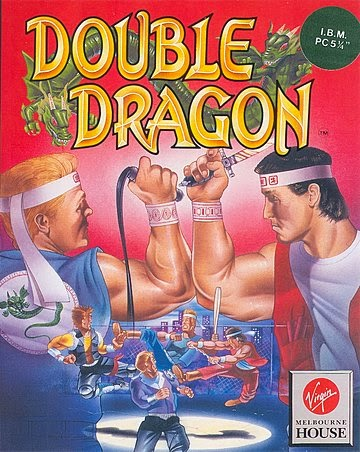 Double Dragon cover pc