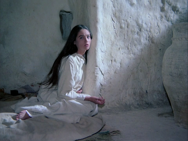 Resultado de imagen de olivia hussey en jesus de nazaret
