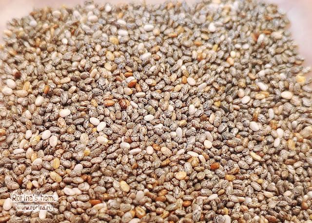 Семена чиа: польза
