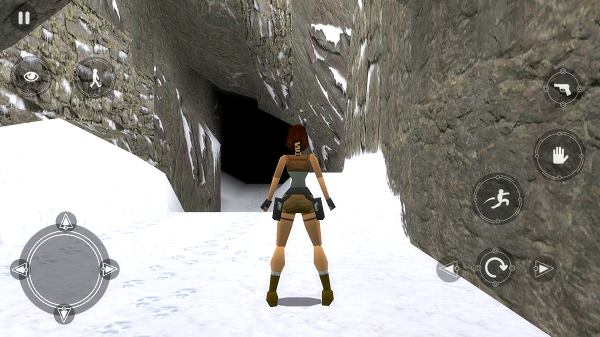 Download Tomb Rider 1 Classic Android Apk Data Obb 100% Works!