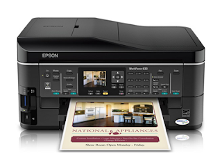 Drivers as well as Utilities Combo Package for Windows  Download Epson WorkForce 633 Drivers