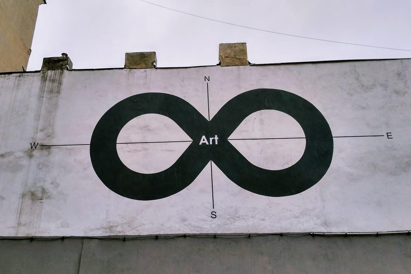 łodź murale