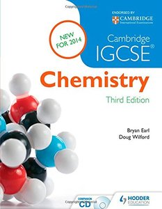 Cambridge IGCSE Chemistry, 3rd Edition