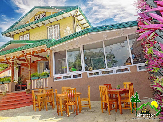 Elmar Cabin - A euro-style transient house in Baguio City