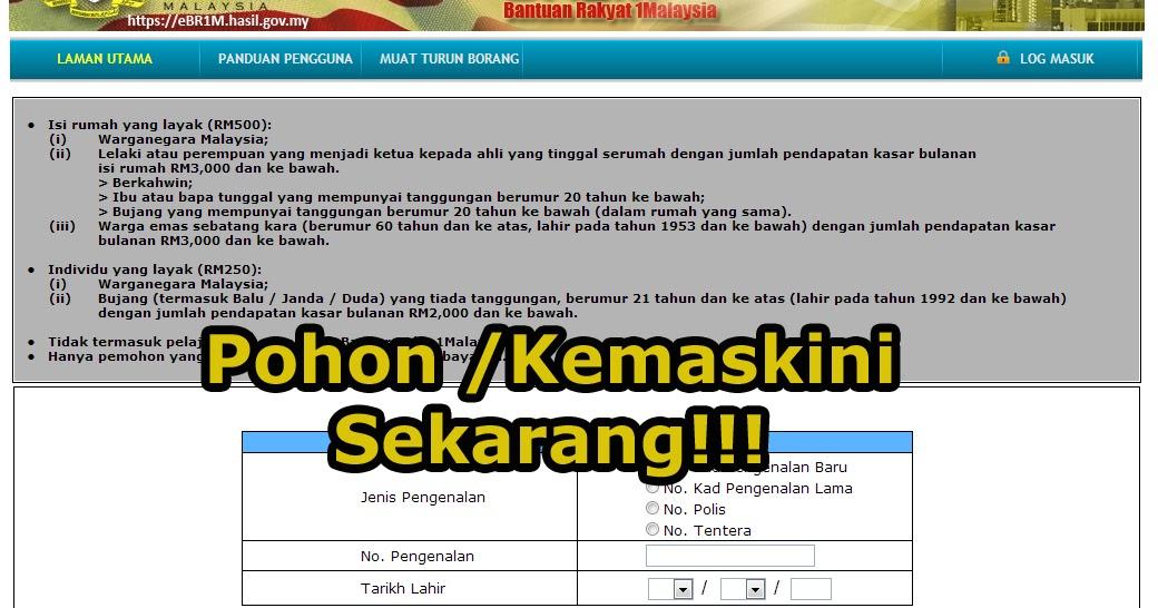 Borang Br1m Lhdn Bujang Abr1m