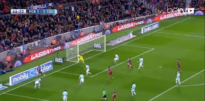 ملخص واهداف مباراة برشلونة و سيلتا فيغو 6-1 الدورى الاسبانى