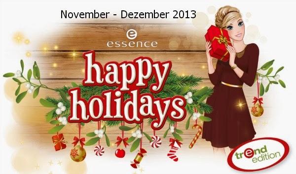 """ESSENCE """"Happy holidays"""" ( edycja limitowana )"""
