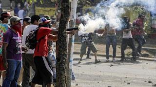 EEUU retira a familias de su personal diplomático en Nicaragua