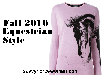 Top 10 Equestrian Style – Fall 2016