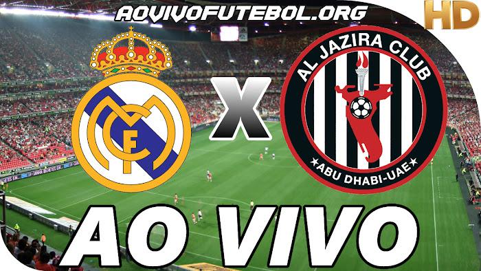 Assistir Real Madrid x Al-Jazira Ao Vivo