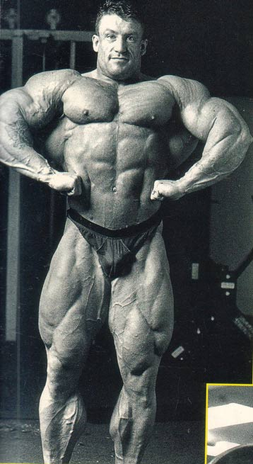 Dorian Yates: Muscle Icon
