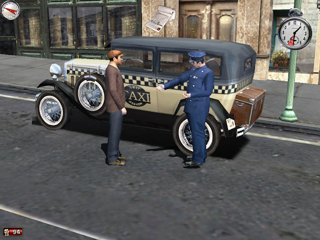 Mafia 1 Free Download PC Game Full Gameplay 1
