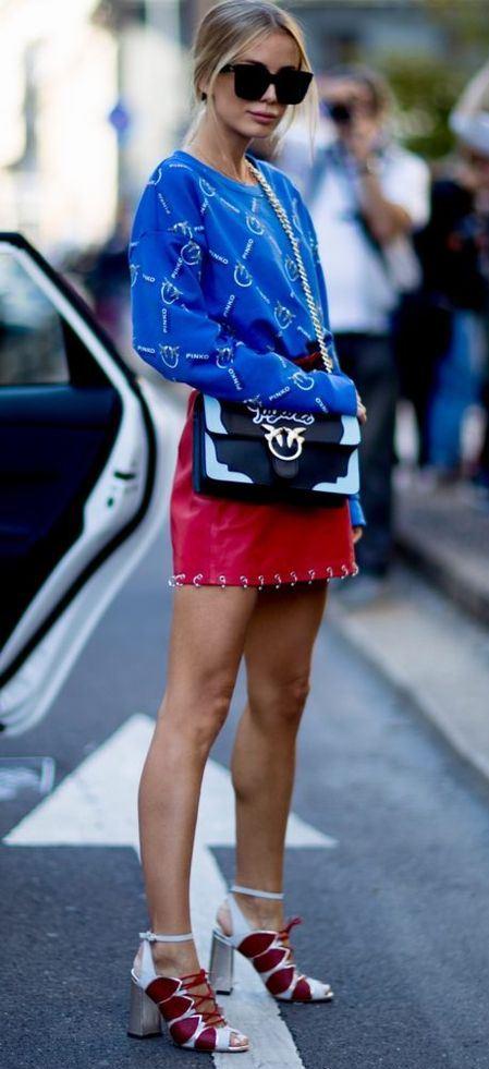 50 FASHION WEEK Street Style Looks