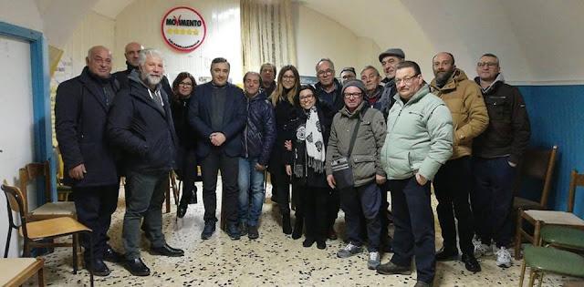 """Monte Sant'Angelo, meetup Monte in Movimento, Domenica 20 Gennaio si è tenuto l'incontro tematico """"Manovra del Popolo"""""""