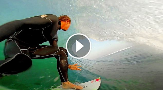 GoPro Barrels of the Earth - GoPro of the World 2014 powered by Surfline