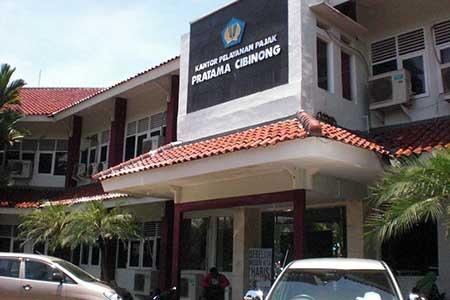 Alamat & Nomor Telepon Kantor Pajak Kota Bogor