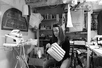 pascale marquier creatrice de lampes eco-design