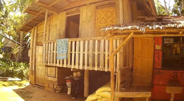 Tak wygląda życie na Filipinach, biedni ludzie budują domy z tego co mają pod ręką