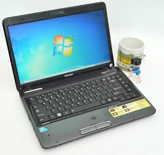 Laptop 2 Jutaan Bekas Toshiba Satellite L645
