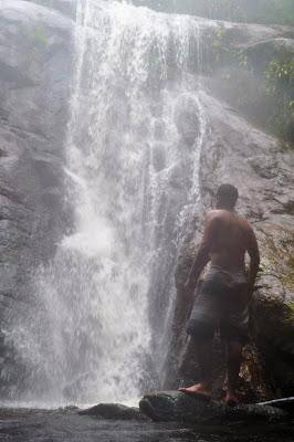 fotografia, cachoeira da feiticeira, ilha grande, vila abraão, 15 metros, cachoeira