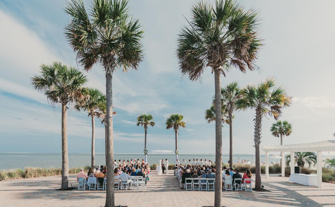 Seabrook Island SC Wedding Venue